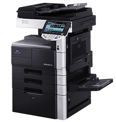 Konica BizHub C360 COLOUR | Photocopiers | Total Office